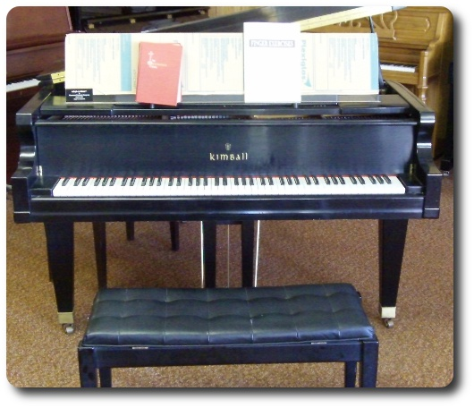 Used pianos for How much space does a baby grand piano need